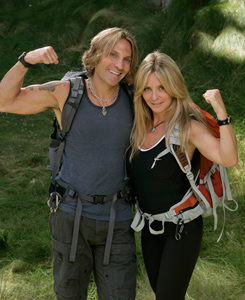 Eric &amp; Lisa Amazing Race 15